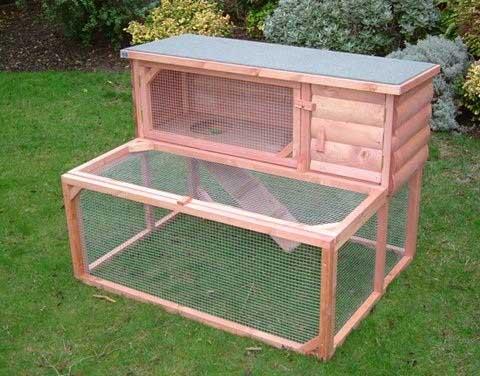 jaulas para conejos seguras